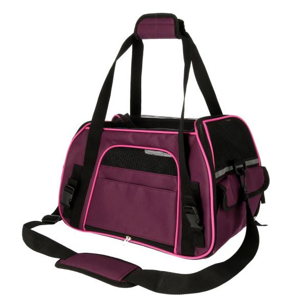 Klassische sportliche Basistasche für den kleinen Hund oder die Katze