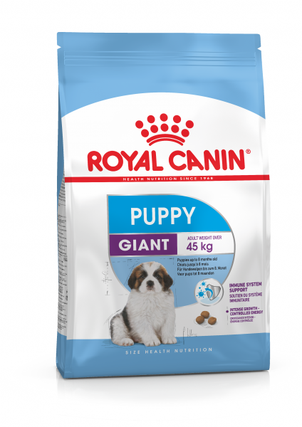 Royal Canin Giant Puppy 15kg