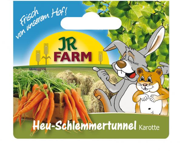 JR Farm Heu-Schlemmertunnel Karotte