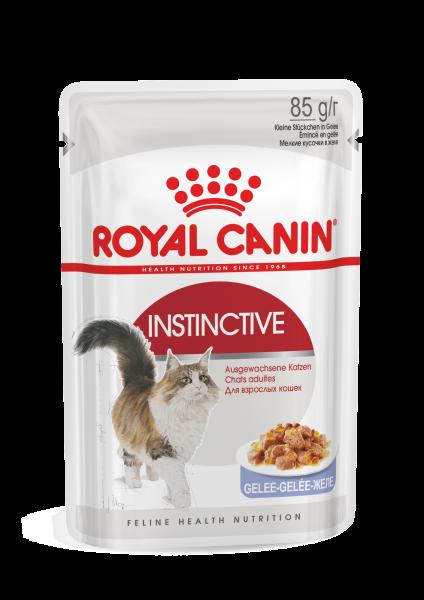 Royal Canin Instinctive (Gelee) 12 x 85 g