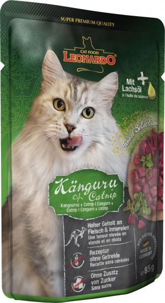 Leonardo Känguru + Catnip 85g