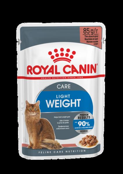 Royal Canin Light Weight Care (sauce) 12 x 85 g-