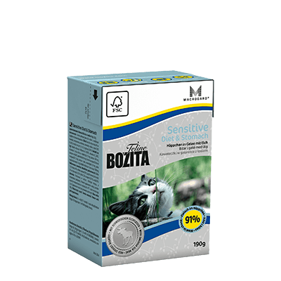 BOZITA SENSITIVE DIET & STOMACH 190g