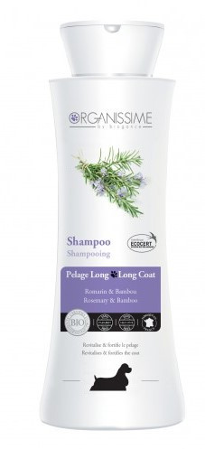 Biogance Shampoo Langhaar EcoSain Bio 250ml