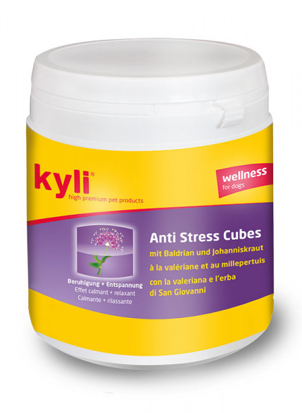 Anti Stress Cubes 120g
