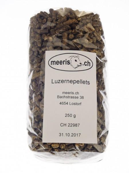 Luzernepellets