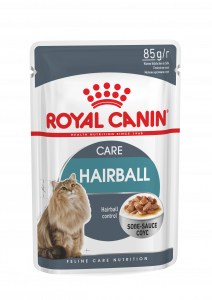 Royal Canin Hairball Care (Sauce) 12 x 85 g