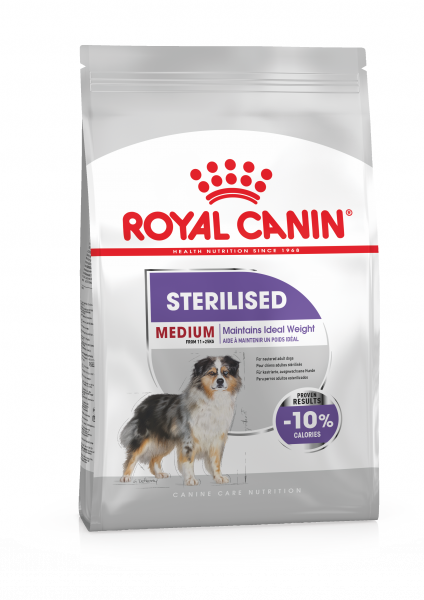 Royal Canin Sterilised Medium