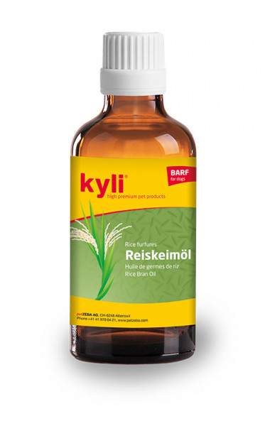 Reiskeimöl 250ml