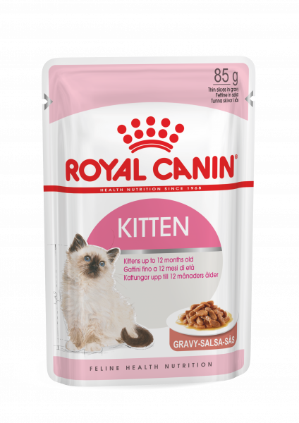 Royal Canin Kitten Instinctive (Sauce) 12 x 85 g