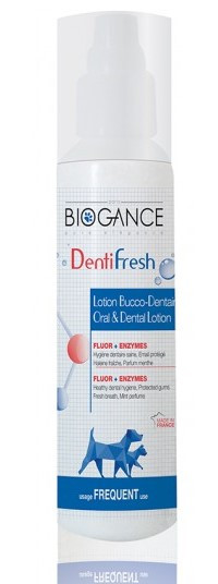 BIOGANCE ZAHN & MUNDPFLEGESPRAY DENTIFRESH 100 ML