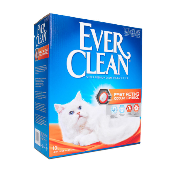 Everclean Fast Acting Odour 10l