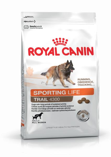 Royal Canin Sport Energy 4300 (Trail) 15kg