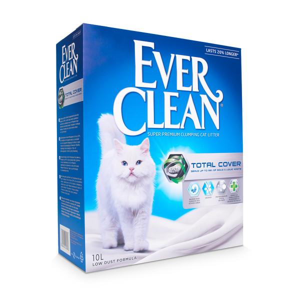 Everclean Total Cover Katzenstreu 10l
