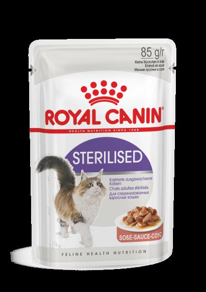 Royal Canin Sterilised (Sauce) 12 x 85g