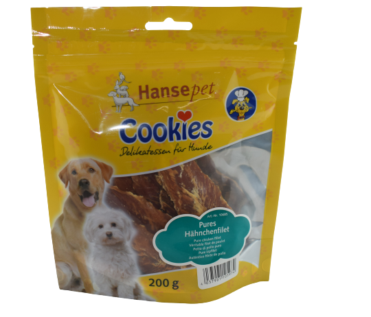 Cockies Pures Hähnchenfilet 200g