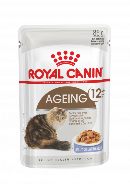 Royal Canin Ageing 12+ (Gelee) 12 x 85 g