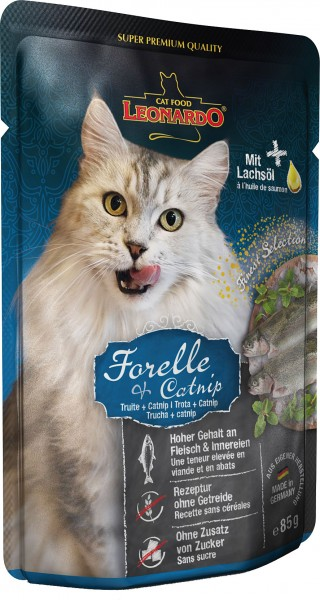 Leonardo Forelle + Catnip 85