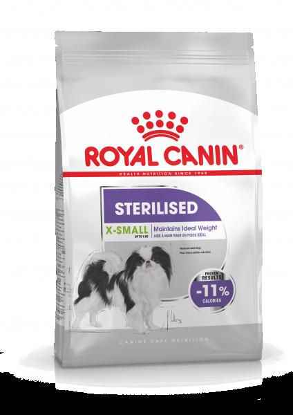 Royal Canin Sterilised X-Small 1,5kg