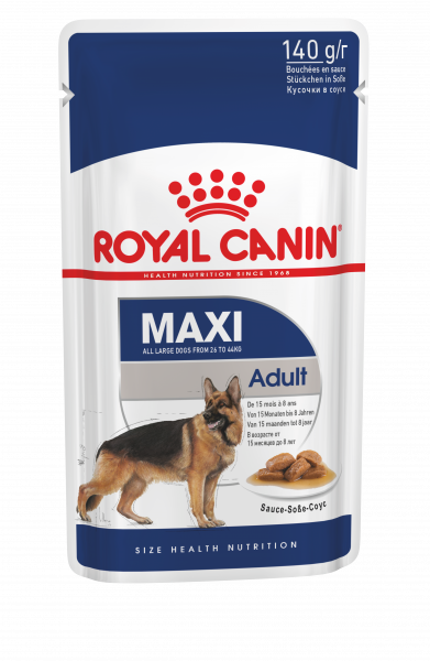 Royal Canin Maxi Adult 10 x 140g