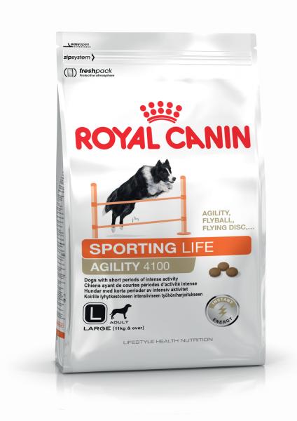 Royal Canin Sport Energy 4100 Large Dog (Agility) 15kg