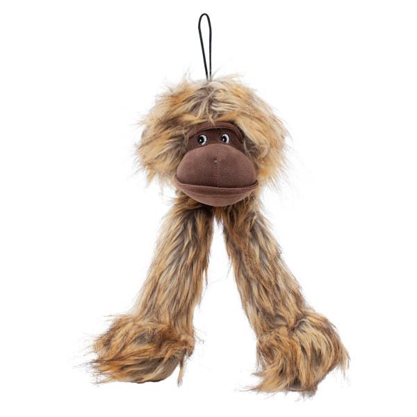 Hundeplüsch BigHead Monkey