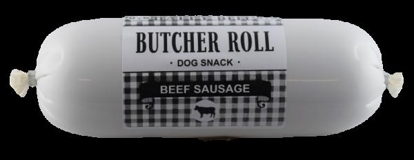 Butcher Roll aus 97% Rindfleisch 400g