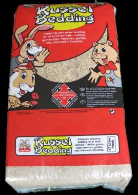 Russel Bedding für Nager 2 kg