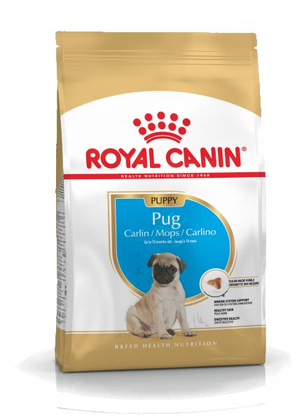 Royal Canin Mops / Carlin Junior 1,5kg